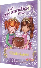 det hemmelige rige 8 - sukkerbageriet - bog