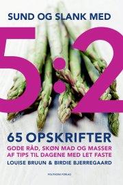 sund og slank med 5:2 - bog