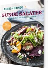 sunde salater - bog