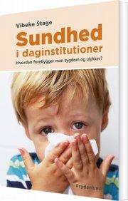 sundhed i daginstitutioner - bog