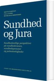 sundhed og jura - bog