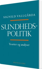 sundhedspolitik - bog