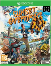 sunset overdrive - day 1 edition (nordic) - xbox one