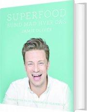 superfood - sund mad hver dag - bog