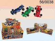 super formula metal bil - 8 cm - Køretøjer Og Fly