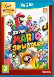super mario 3d world (selects) - wii u