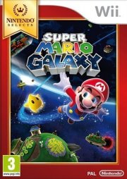 super mario galaxy (nintendo select) - wii