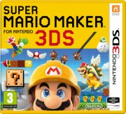 super mario maker (select) - nintendo 3ds