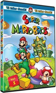super mario - volume 1 - DVD