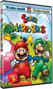 super mario - volume 3 - DVD
