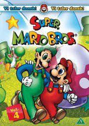 super mario - volume 4 - DVD