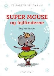 super mouse og fejlfinderne - bog
