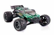 super power racer fjernstyret bil - grøn - Fjernstyret Legetøj