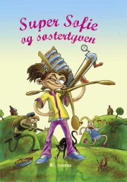 super sofie og søstertyven - bog