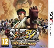 super street fighter iv: 3d edition - dk - nintendo 3ds