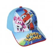 super wings kasket til børn - 53 cm. - Diverse