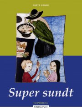 superbørn, super sundt - bog