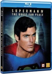 superman 4 / iv - kampen for fred - Blu-Ray