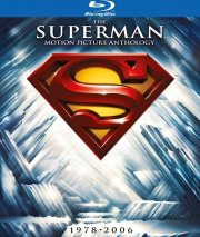 superman motion picture anthology 1978-2006 - Blu-Ray