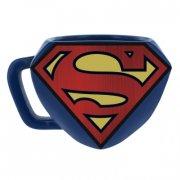 superman kop / krus med logo - Merchandise