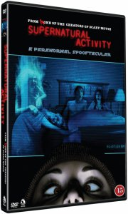 supernatural activity - DVD