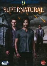 supernatural - sæson 9 - DVD