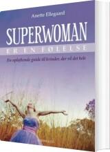 superwoman er en følelse - bog