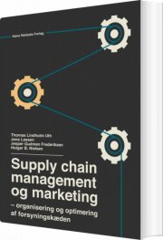 supply chain management og marketing - bog