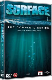 surface - the complete series - DVD
