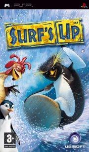 surfs up - psp
