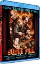 sushi girl - Blu-Ray