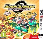 sushi striker: way of the sushido - nintendo 3ds