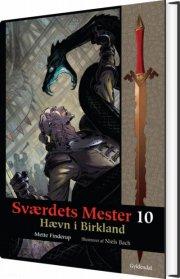 sværdets mester 10 - hævn i birkland - bog