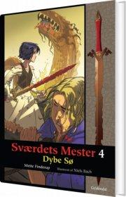 sværdets mester 4 - dybe sø - bog