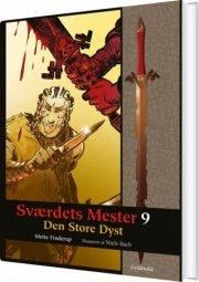 sværdets mester 9 - den store dyst - bog
