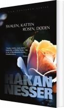 svalen, katten, rosen, døden - bog