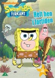 svampebob firkant / spongebob squarepants - helt hen i fortiden - DVD