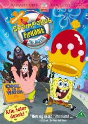 svampebob firkant / spongebob squarepants - the movie - DVD