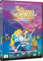 svaneprinsessen 2 - slottets hemmelighed - DVD