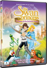 svaneprinsessen 3 - trylleformularen - DVD