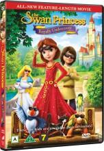 svaneprinsessen 7: kongelig forklædning - DVD