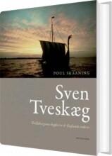 sven tveskæg - bog