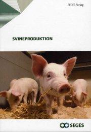 svineproduktion - bog