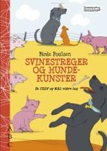 svinestreger og hundekunster - bog