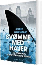 svømme med hajer - bog