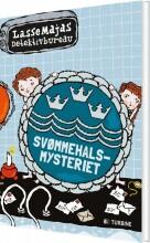 svømmehalsmysteriet - bog