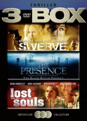 swerve // the presence // lost souls - DVD