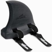 swimfin - antracit grå - svømmebælte til børn - Bade Og Strandlegetøj