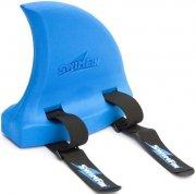 swimfin hajfinne / svømmefinne til børn - blå - Bade Og Strandlegetøj