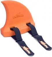 swimfin hajfinne / svømmefinne til børn - orange - Bade Og Strandlegetøj